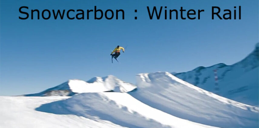 Skiing Camera and timelapse for SnowCarbon